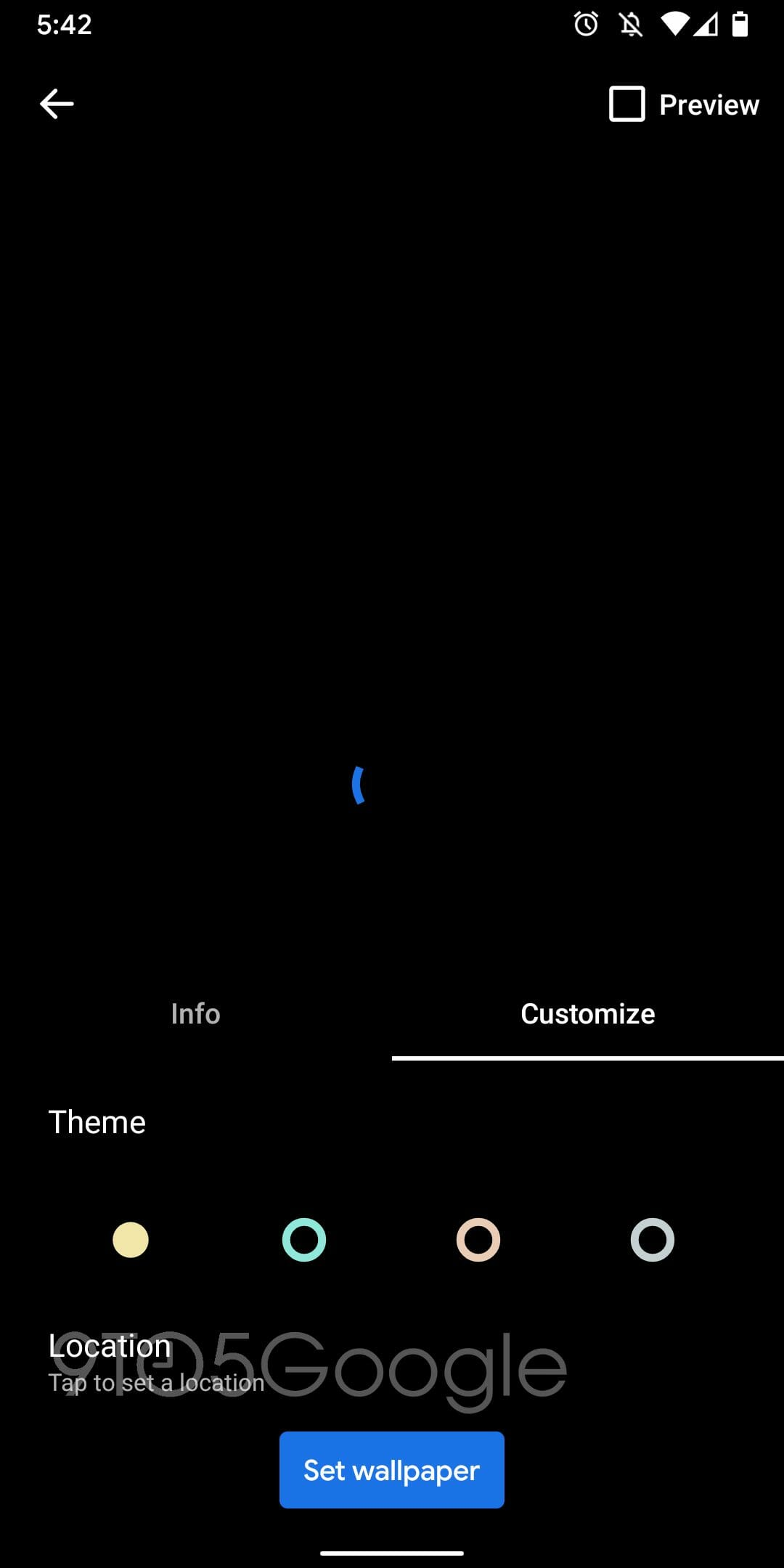 Pixel 4のライブ壁紙が流出 全種類解説 ダウンロードも可能に
