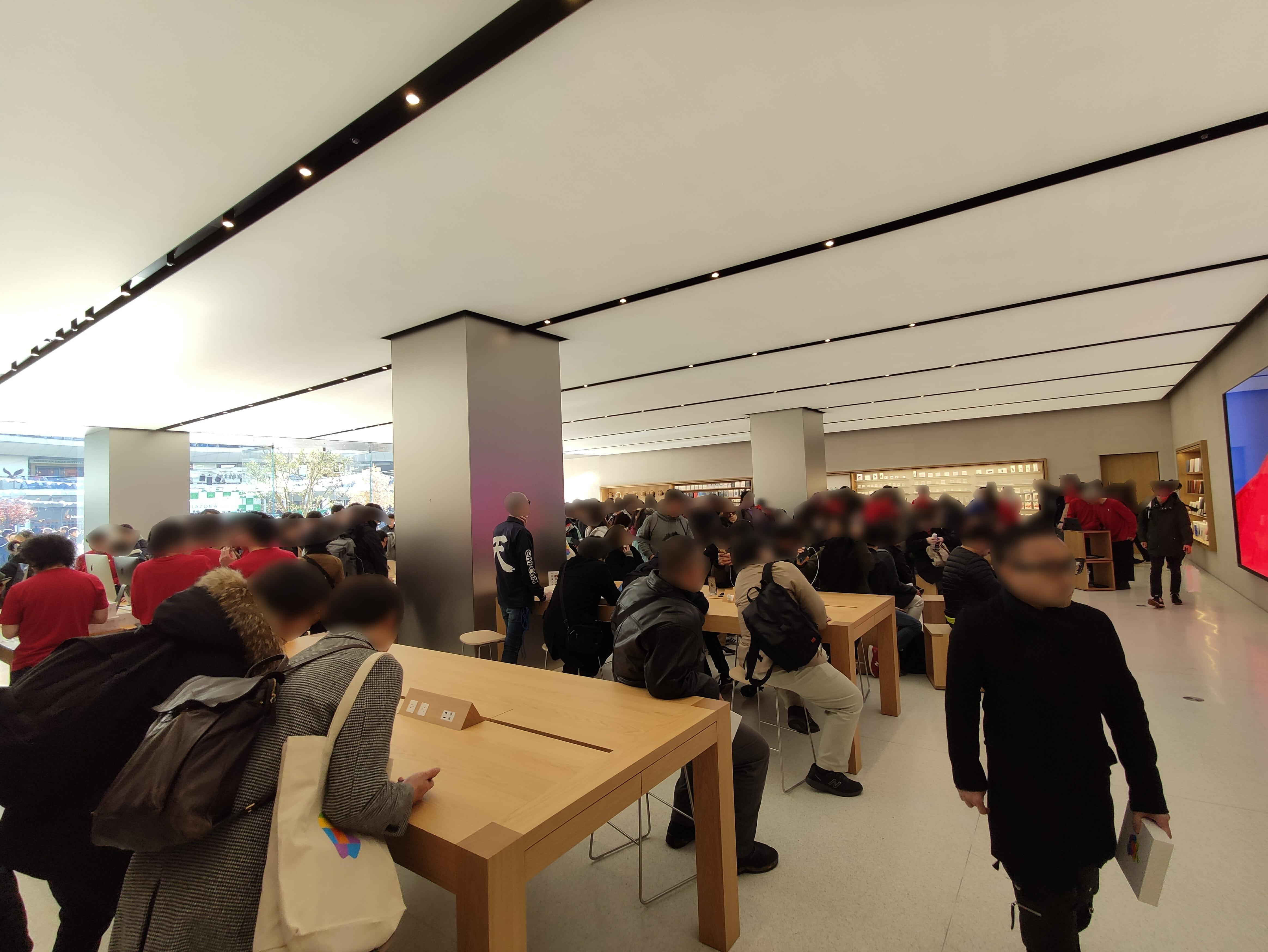 川崎 apple store
