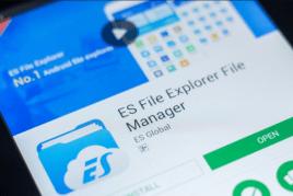 【コラム】ESファイルエクスプローラーがGooglePlayから消えた日