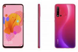 Huawei P20 Lite 2019がリーク。4眼&パンチホールカメラ