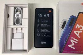 Mi A3の実機画像と化粧箱が流出。スペックとデザインが確定する
